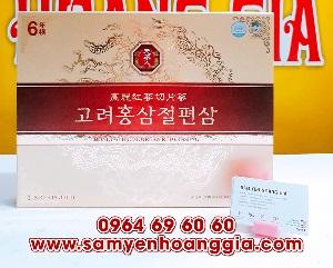 Người mắc bệnh tiểu đường có nên dùng hồng sâm Hàn Quốc hay không?
