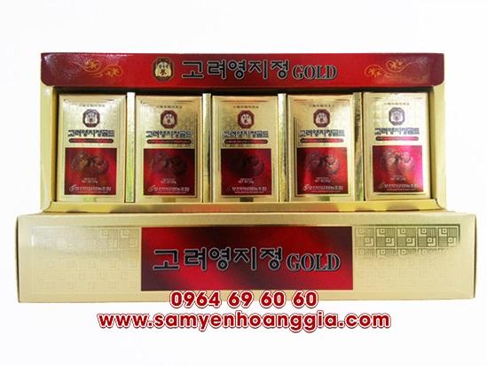 SHOWROOM bán Cao Hồng Sâm Linh Chi Hàn Quốc tại Tiền Giang