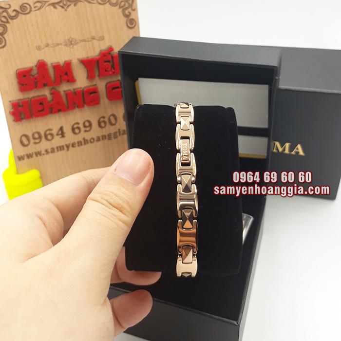Địa chỉ cửa hàng uy tín bán vòng điều hòa huyết áp Hàn Quốc chính hãng tại Lâm Đồng