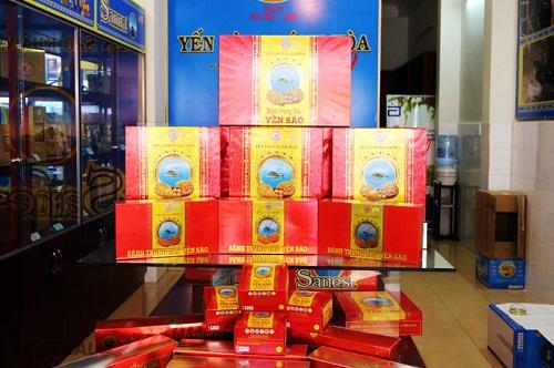 Đại lý Bánh trung thu yến sào Khánh Hòa tại Trà Vinh, Tuyên Quang