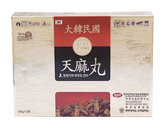 Vì sao nên sử dụng thảo dược Thiên Ma?
