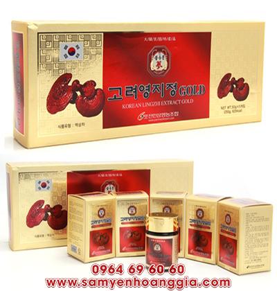 SHOWROOM bán Cao Hồng Sâm Linh Chi Hàn Quốc tại Tây Ninh, Thái Bình