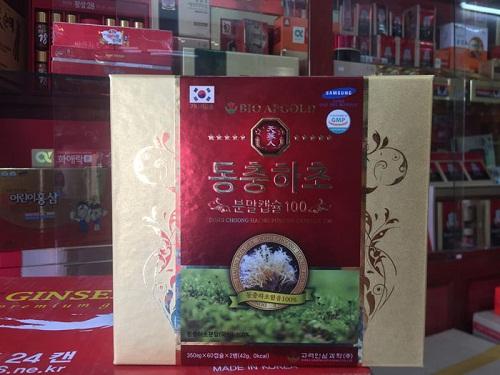 SHOWROOM bán Cao Hồng Sâm Đông Trùng Hạ Thảo Hàn Quốc tại Việt Trì, Phan Rang Tháp Chàm