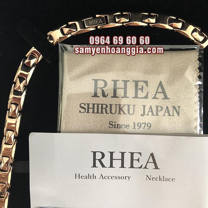 Địa chỉ cửa hàng bán vòng điều hòa huyết áp Rakii Nhật Bản ở Bạc Liêu