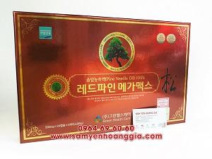 Địa chỉ bán viên tinh dầu thông đỏ Hàn Quốc tại Thừa Thiên Huế, Tiền Giang