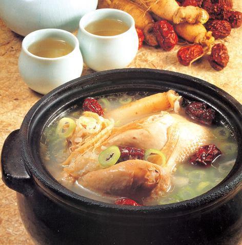 Cách sử dụng sâm tươi Hàn Quốc nấu cháo