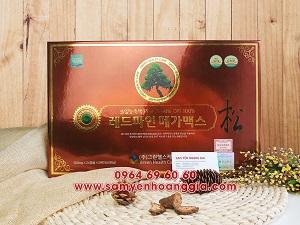 Địa chỉ bán viên tinh dầu thông đỏ Hàn Quốc tại Vị Thanh, Phủ Lý