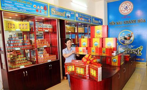 Đại lý Bánh trung thu yến sào Khánh Hòa tại quận Tây Hồ, Cầu Giấy